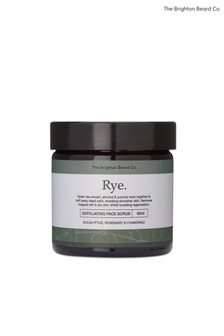 The Brighton Beard Co. Rye Exfoliating Face Scrub 60ml