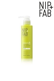 Nip+Fab Teen Skin Blemish Fighting Jelly Face Wash Night 145ml