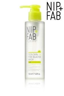 Nip+Fab Teen Skin Blemish Fighting Jelly Face Wash 145ml