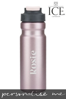 Personalised Engraved Daytona Water Bottle by Ice London