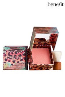 Benefit Coralista Warm Coral Pink Powder Blush