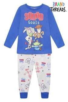 Brand Threads Blue Disney - Toy Story Boys Pyjamas