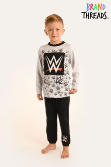 Brand Threads WWE Boys Pyjamas