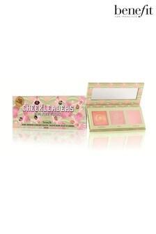 Benefit Cheekleaders Pink Squad Blush, Brighten & Highlight Mini Cheek Palette