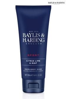 Baylis & Harding Citrus Lime & Mint Hair & Body Wash 250ml