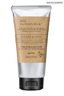 Baylis & Harding The Fuzzy Duck Men's Ginger & Lime Hair & Body Wash