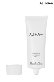 Alpha-H Daily Essential Moisturiser SPF50+ 50ml