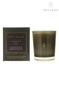 True Grace Classic Candle Black Lily