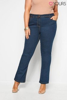 "Yours Curve 32"" Bootcut ISLA Jeans"