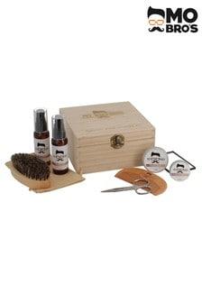 Mo Bro's Signature Wooden Box Gift Set