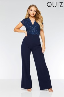 top quality reliable reputation best place for Women's jumpsuits and playsuits Quiz | Next Ireland