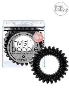 Invisibobble Power True Black Hair Ties