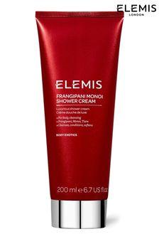 ELEMIS Exotic Frangipani Monoi Shower Cream 200ml