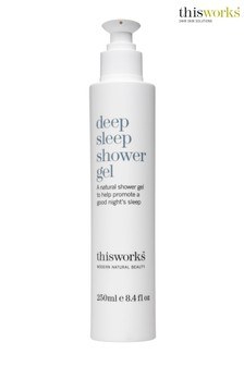 This Works Deep Sleep Shower Gel 250ml