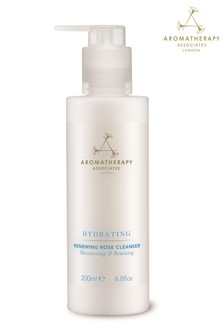 Aromatherapy Associates Hydrating Renewing Rose Cleanser 200ml