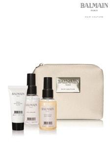 Balmain Paris Hair Couture Cosmetic Styling Bag