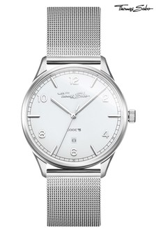 Thomas Sabo Silver 'Code TS' Unisex Watch