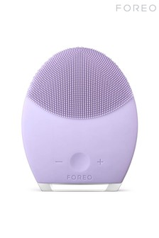 FOREO Luna 2 Facial Cleansing Brush for Sensitive Skin