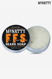 Mr Natty Face Forest Beard Soap 80g