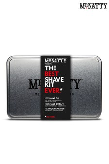 Mr Natty Sharp Shaving Set