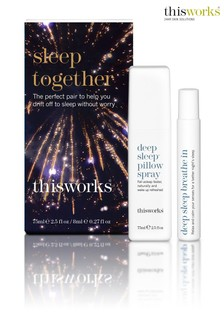 This Works Pillow Spray & Breath In Balm Gift Set