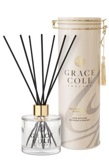 Grace Cole Nectarine Blossom & Grapefruit Reed Diffuser