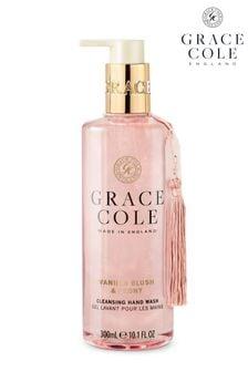Grace Cole Vanilla Blush And Peony Hand Wash 300ml