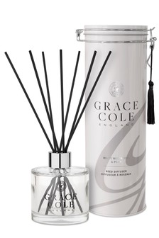 Grace Cole White Nectarine And Pear 200ml Reed Diffuser