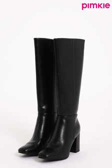 Pimkie Black Calf Boot