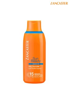 Lancaster Sun Beauty Silky Milk SPF15 175ml