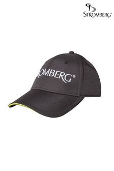 Stromberg Grey Brax Golf Cap