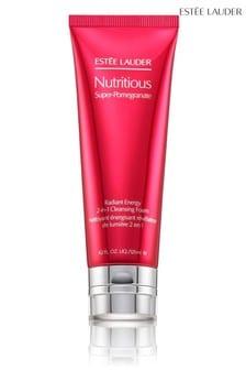 Estée Lauder Nutritious Super-Pomegranate Radiant Energy 2-in-1 Cleansing Foam 125ml