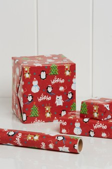 16M Christmas Wrapping Paper