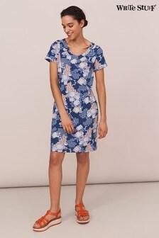 White Stuff Denim Selina Fairtrade Dress