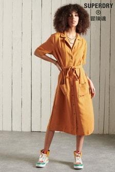 Superdry Tencel™ Shirt Dress