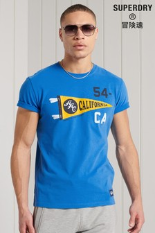 Superdry AAC Graphic Lightweight T-Shirt