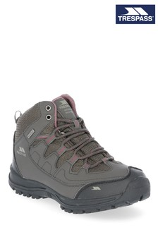 Trespass Brown Mitzi Female Hiking Boots