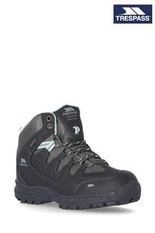 Trespass Grey Mitzi Female Hiking Boots