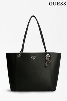 Guess Black Noelle Tote Bag