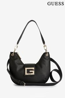 Guess Black Brightside Shoulder Bag