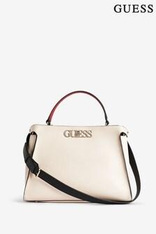 Guess Stone Uptown Handbag