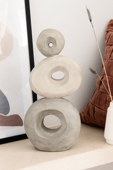 Grey Standing Stones Ornament