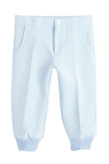 Boys Pale Blue Trousers