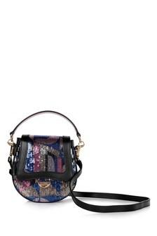 Girls Multicolour Sequinned Bag