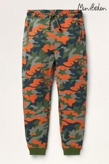 Boden Khaki Warrior Knee Sweatpants