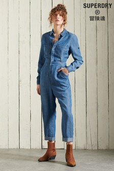 Superdry TENCEL™ Boilersuit