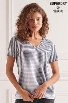 Superdry V-Neck Pocket T-Shirt