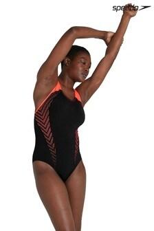 Speedo Laneback Swimsuit