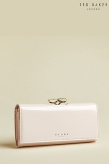 Ted Baker Emmeyy Teardrop Crystal Patent Bobble Matinee Purse