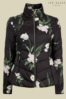 Ted Baker Adaena Elderflower Packaway Padded Jacket